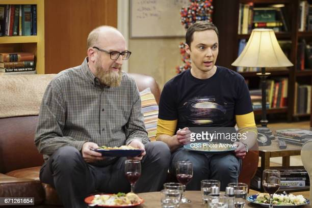 'The Separation Agitation' Pictured Brian Posehn and Sheldon Cooper Coverage of the CBS series THE BIG BANG THEORY scheduled to air on the CBS...