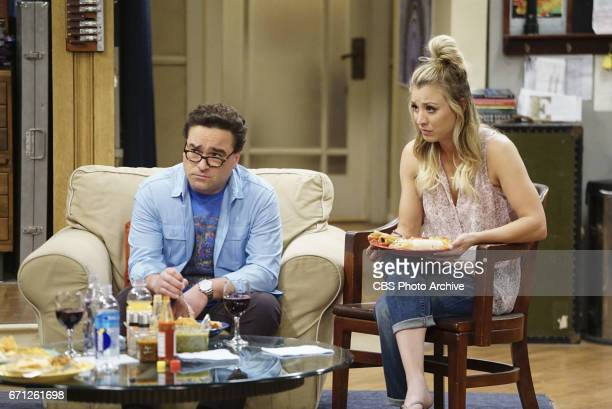 'The Separation Agitation' Pictured Leonard Hofstadter and Penny Coverage of the CBS series THE BIG BANG THEORY scheduled to air on the CBS...