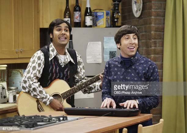 'The Separation Agitation' Pictured Rajesh Koothrappali and Howard Wolowitz Coverage of the CBS series THE BIG BANG THEORY scheduled to air on the...
