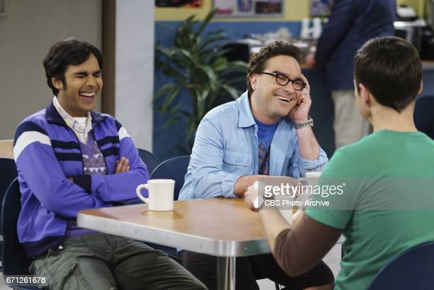 'The Separation Agitation' Pictured Rajesh Koothrappali and Leonard Hofstadter Coverage of the CBS series THE BIG BANG THEORY scheduled to air on the...