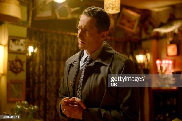 GRIMM 'The Seven Year Itch' Episode 605 Pictured Sasha Roiz as Sean Renard