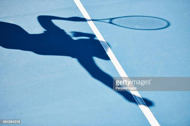 The shadow of a winner
