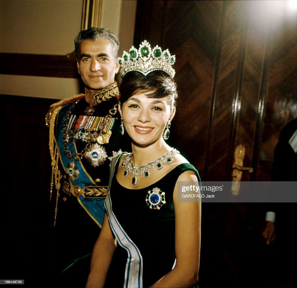 Empress farah pahlavi getty images for Shah bano farah pahlavi