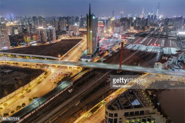 the  Shanghai railway station