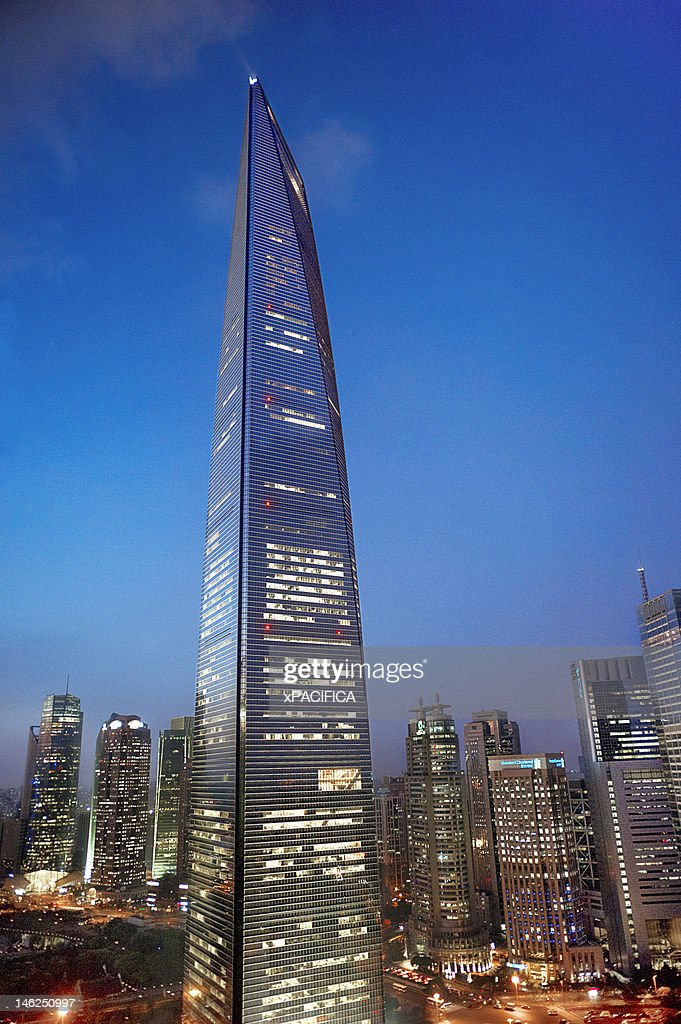 The Shanghai World Financial Center