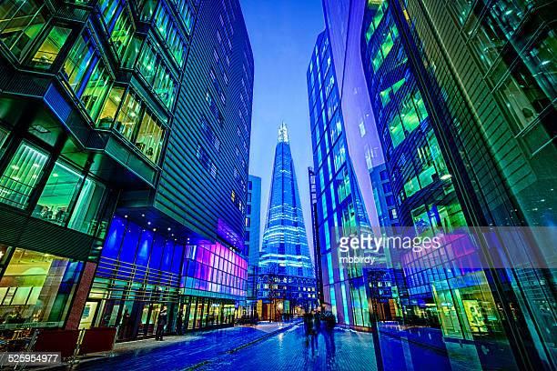 ザ・シャードロンドンの高層ビル