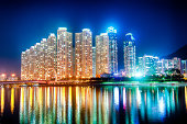 The Sharp Apartments in Busan