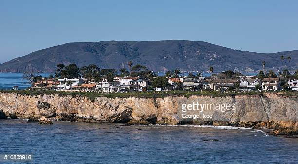 The Shell Beach coastline is viewed on February 4 in Shell Beach California Because of its close proximity to Southern California and Los Angeles...