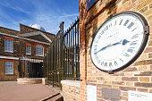 The Shepherd Gate, Royal observatory, Greenwich
