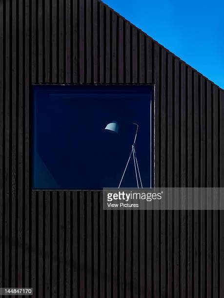 The Shingle House Dungeness Road Lydd Kent United Kingdom Architect Nord Architecture The Shingle House Nord Architecture Dungeness Uk 2010 Exterior...