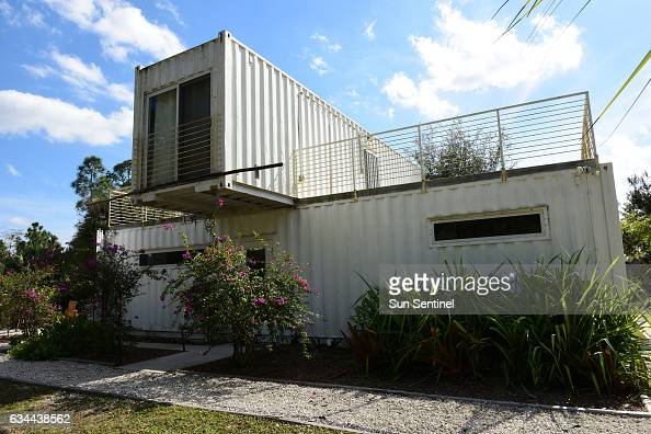 Headwaters stock photos and pictures getty images - Shipping container homes florida ...