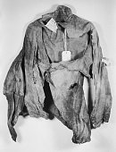 The shirt worn by Lee Harvey Oswald when he was shot and killed by nightclub owner Jack Ruby during a press conference at the Dallas police...