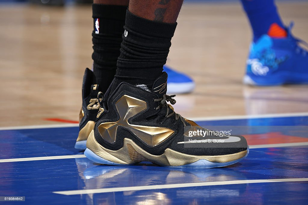 lebron james knicks shoes - photo #1