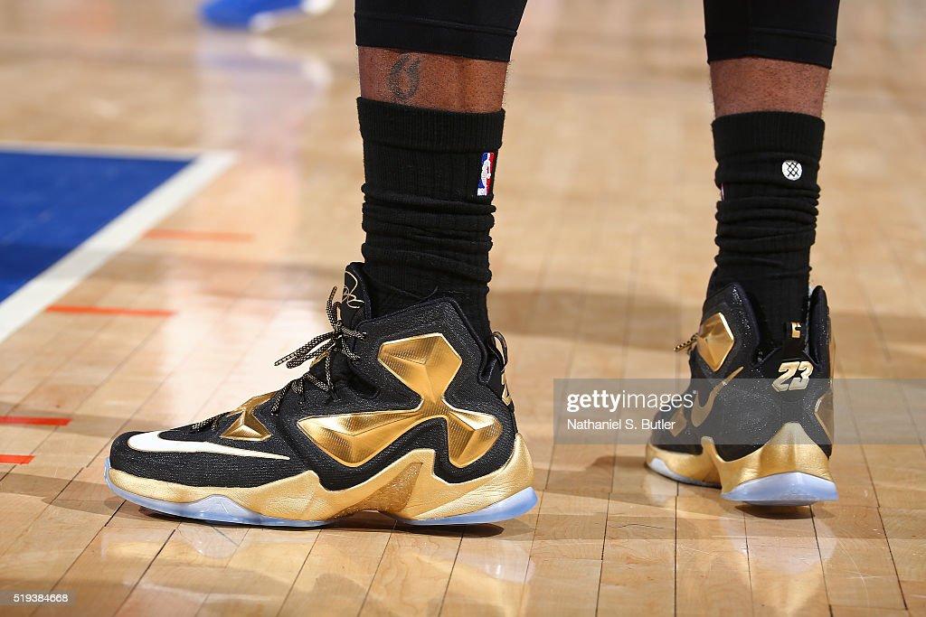 lebron james knicks shoes - photo #5