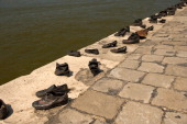The Shoes on the Danube Promenade is a memorial concept by filmdirector Can Togay and was created by him and the sculptor Gyula Pauer on the bank of...