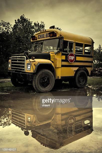 El corta distancia en autobús