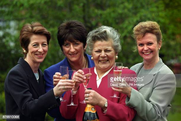 The shortlist for the 1996 Veuve Clicquot Award Business Woman of the Year were announced at Mosimann's Belfry in London The finalists included...