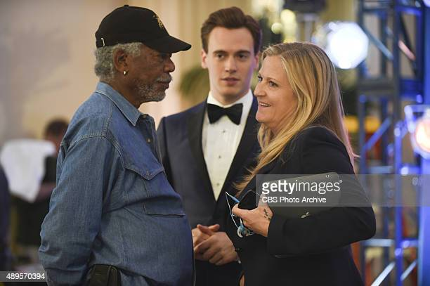 'The Show Must Go On'Behind the scenes on the set of the CBS drama MADAM SECRETARY scheduled to air on the CBS Television Network Pictured LR...