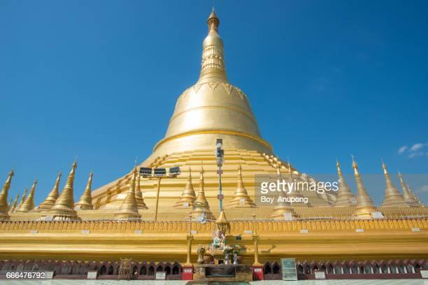 The Shwemawdaw Paya in Bago is the tallest pagoda in Burma.