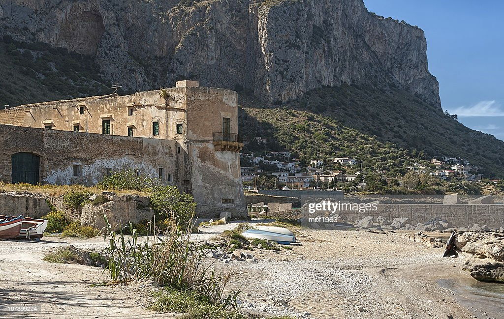 The Sicilian Spring : Stock Photo