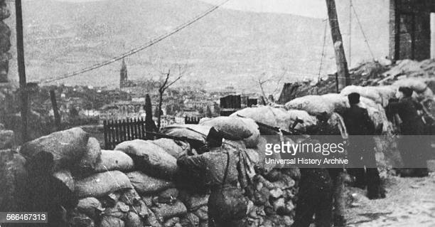 The Siege of Oviedo was a siege in the Spanish Civil War that lasted from July 19 until October 16 1936 The town garrison under the command of...