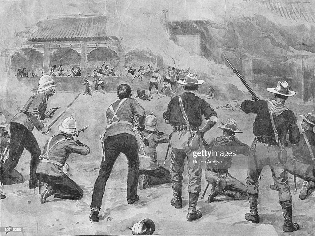 the boxer rebellion was a turning The movement culminated in the summer of 1900, when the boxers laid siege to   in addition to reading dime novels, american men also turned to buffalo.