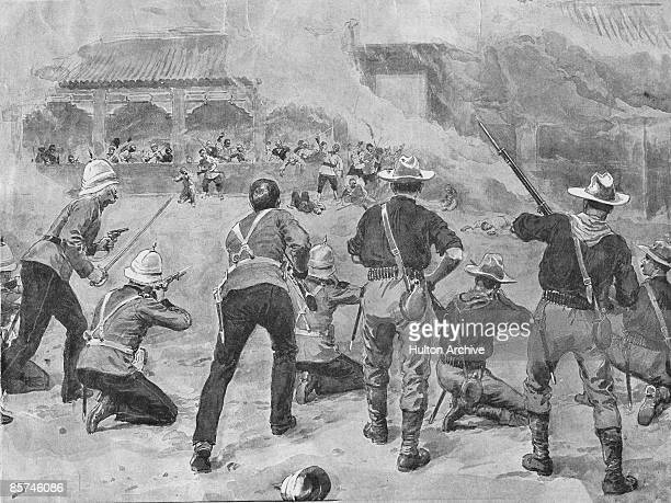 Siege of the International Legations