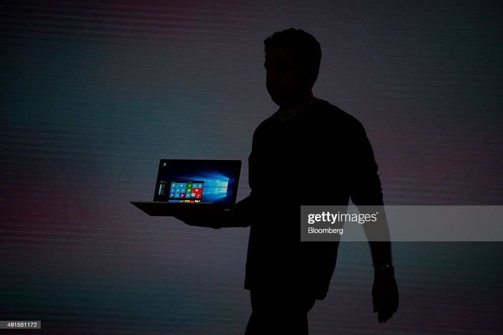 Inside The Microsoft Corp. Windows 10 Devices Event ...