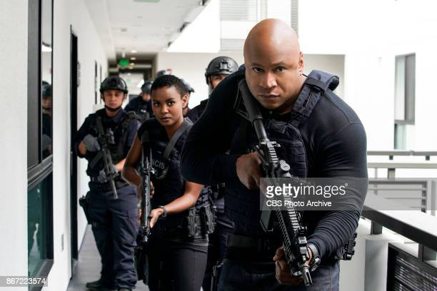 'The Silo' Pictured Andrea Bordeaux and LL COOL J After an Air Force captain Kensi dated a decade ago breaches a missile launch facility she is...
