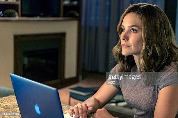 D 'The Silos' Episode 401 Pictured Sophia Bush as Erin Lindsay