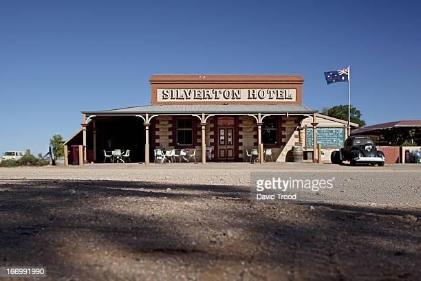 The Silverton hotel, Australia.