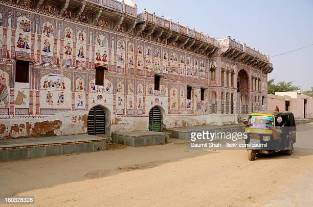 The Singhania Haveli at Ramgarh
