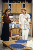 VALERIE 'The Six' Episode 102 Pictured Valerie Harper as Valerie Hogan Christine Ebersole as Barbara Goodwin