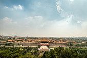 The Skyline of the Forbidden City