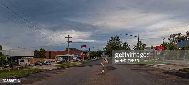 The sleepy town of Tumut