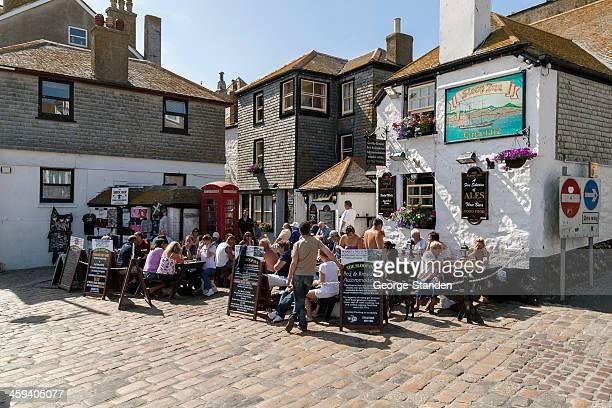 The Sloop Inn St Ives Cornwall
