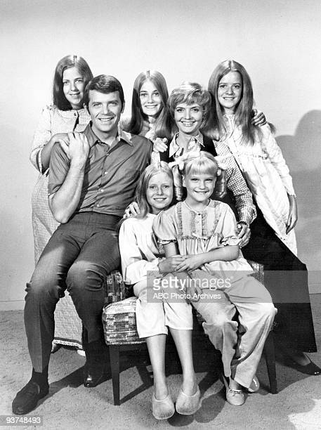 BUNCH 'The Slumber Caper' Season Two 10/9/70 Mike and Carol canceled Marcia's slumber party with Karen and Ruthie and her sisters Jan and Cindy