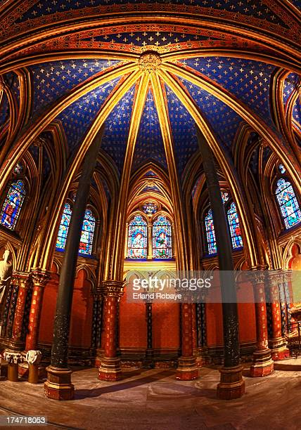 CONTENT] The small but magnificent Saint Chapelle church on the Ile de France in Paris often forgotten due to the presence of the well known Notre...