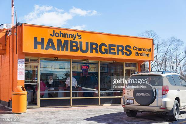 AVE TORONTO ONTARIO CANADA The small family owned neighborhood private business selling hamburguers made with carcoal a survivor in competing with...
