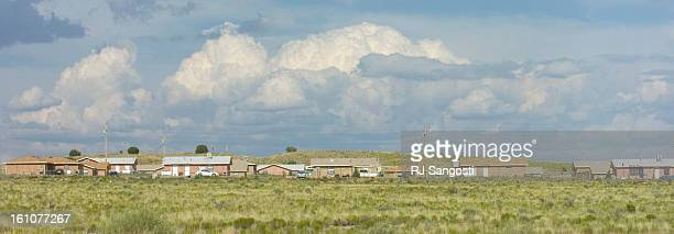 INDIAN12 The small town of Tohajilee New Mexico on the Navajo Reservation has become a place where crime has little justice RJ Sangosti/ The Denver...