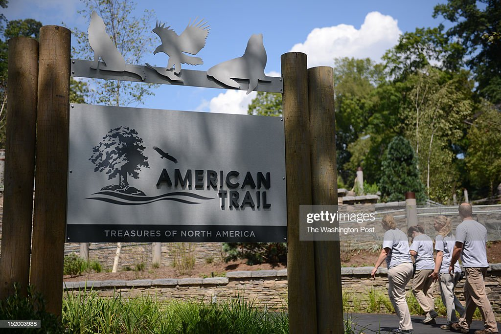 The Smithsonian National Zoological Park opens the New American Trail Exhibit to the public on Saturday Sept 1. The exhibit has been planning and constructing the area for five years. One aspect of the exhibit is a 300,000-gallon sea lion pool.