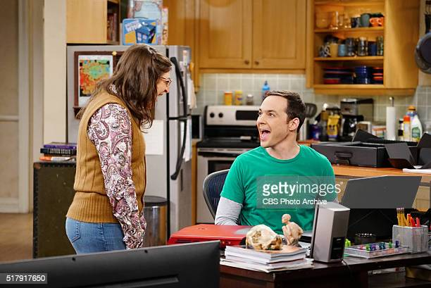 'The Solder Excursion Diversion' Amy is shocked at a revelation from Sheldon after she buys him a new laptop on THE BIG BANG THEORY Thursday March 31...
