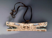 The soul catcher was the most important item used by curing shamans When sickness was believed to be the result of the soul leaving the body a shaman...