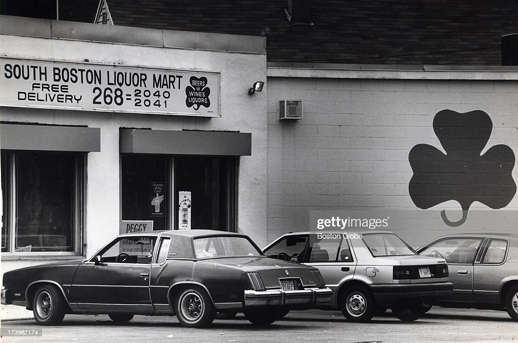 The South Boston Liquor Mart in South Boston where James 'Whitey' Bulger and his associates bought a winning lottery ticket The liquor store has been...