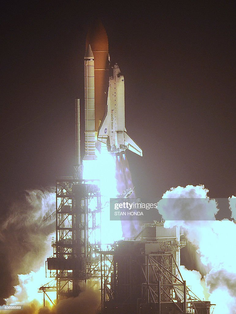 Space shuttle endeavour lifts off for space station for Space station florida