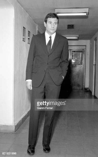 The Spanish actor Arturo Fernandez Madrid Spain