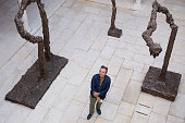 'Miquel Barcelo. Metamorfosis' Exhibition Presentation...