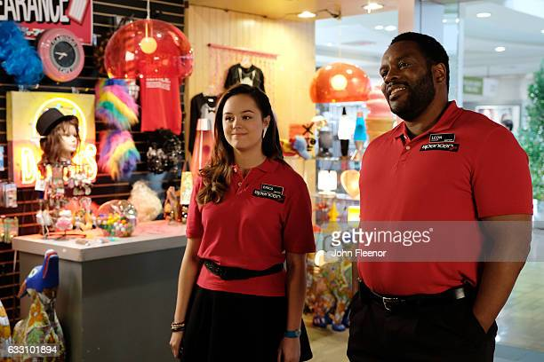 THE GOLDBERGS 'The Spencer's Gift' When both Barry and Erica gets jobs working at Spencer's Gifts Erica gets jealous at how good of an employee Barry...