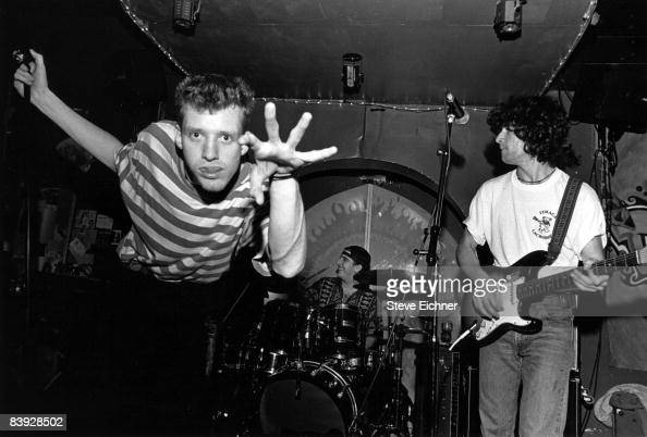 The Spin Doctors performing at Mondo Perso in New York ca1990s