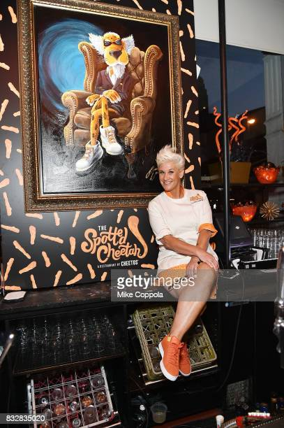The Spotted Cheetah opens in New York City with celebrity chef Anne Burrell serving up a limitedtime Cheetosinfused culinary experience on August 15...